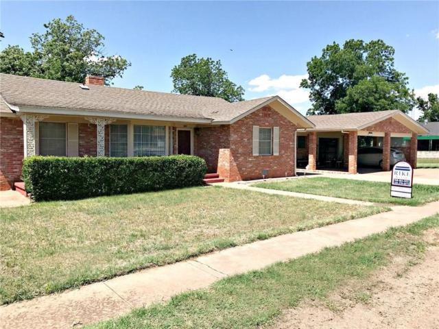 921 5th Street, Rule, TX 79547 (MLS #13851449) :: Kimberly Davis & Associates