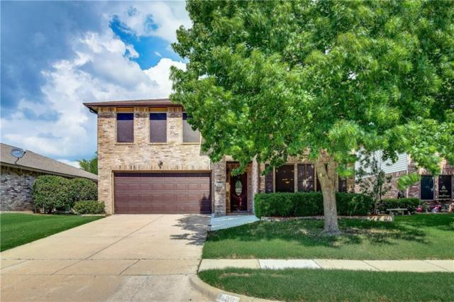 2612 Red Oak Drive, Little Elm, TX 75068 (MLS #13851456) :: Real Estate By Design