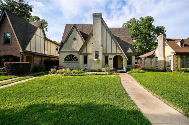 5914 Monticello Avenue, Dallas, TX 75206 (MLS #13851462) :: Team Hodnett