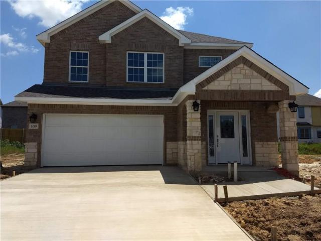 109 Mitchell Drive, Terrell, TX 75160 (MLS #13851477) :: Magnolia Realty