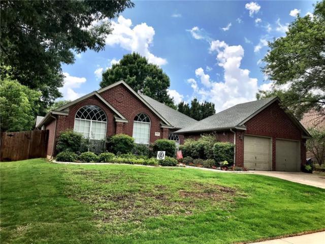 906 Santa Cruz Drive, Keller, TX 76248 (MLS #13851501) :: Frankie Arthur Real Estate