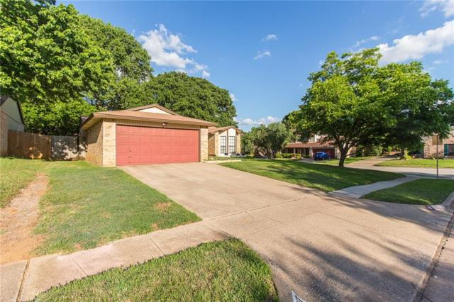 2600 Knoll Trail, Euless, TX 76039 (MLS #13851529) :: The Mitchell Group