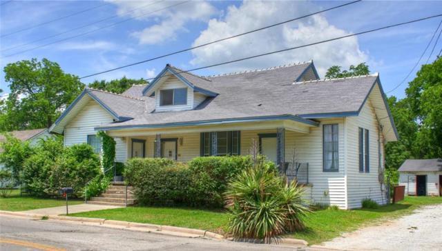 505 Moss Street, Gainesville, TX 76240 (MLS #13851576) :: Team Hodnett