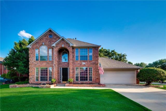 1025 Laurel Oak Drive, Flower Mound, TX 75028 (MLS #13851578) :: Coldwell Banker Residential Brokerage
