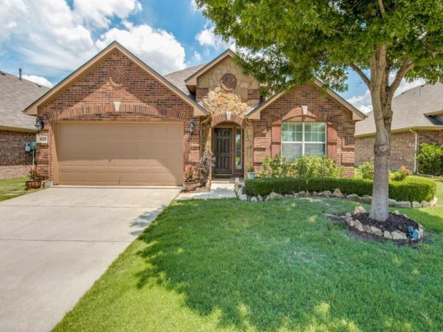 925 Horizon Ridge Circle, Little Elm, TX 75068 (MLS #13851620) :: Real Estate By Design