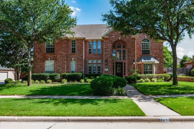 1260 Lakeway Drive, Southlake, TX 76092 (MLS #13851637) :: The Mitchell Group