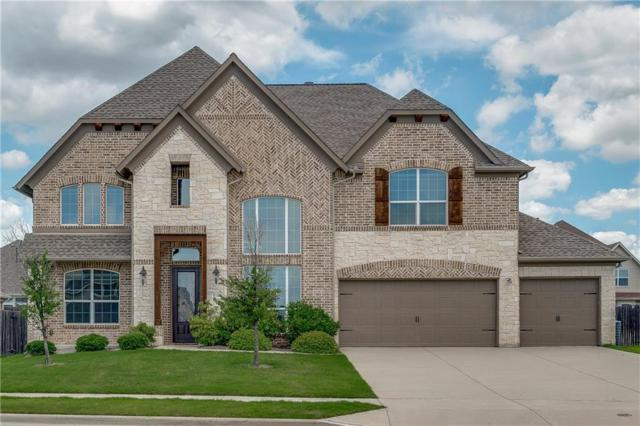 3104 Lakemont Drive, Little Elm, TX 75068 (MLS #13851639) :: Real Estate By Design