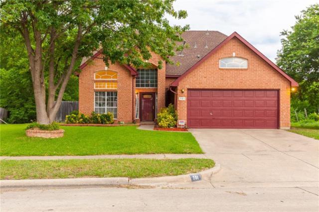 701 Mill Branch Drive, Garland, TX 75040 (MLS #13851678) :: North Texas Team | RE/MAX Advantage