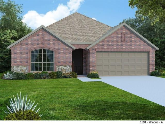 745 Shadow River Drive, Saginaw, TX 76179 (MLS #13851772) :: Real Estate By Design