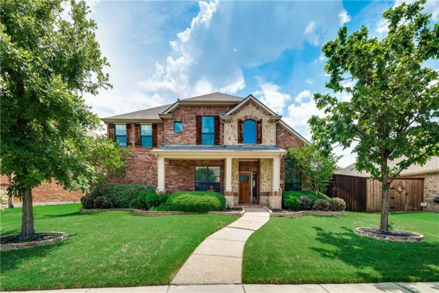 12676 Concho Drive, Frisco, TX 75033 (MLS #13851782) :: Robbins Real Estate Group