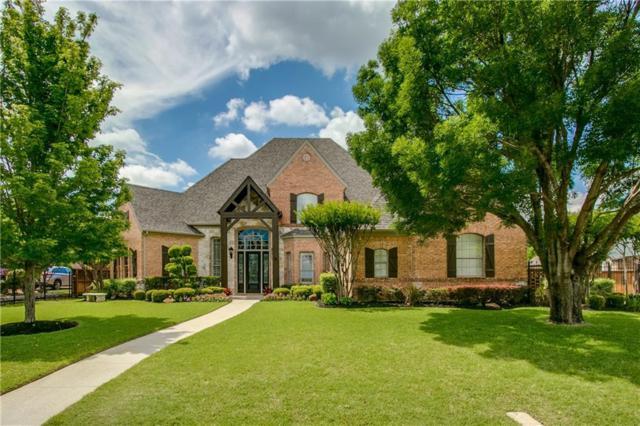 1307 Bellefonte Lane, Colleyville, TX 76034 (MLS #13851785) :: Coldwell Banker Residential Brokerage