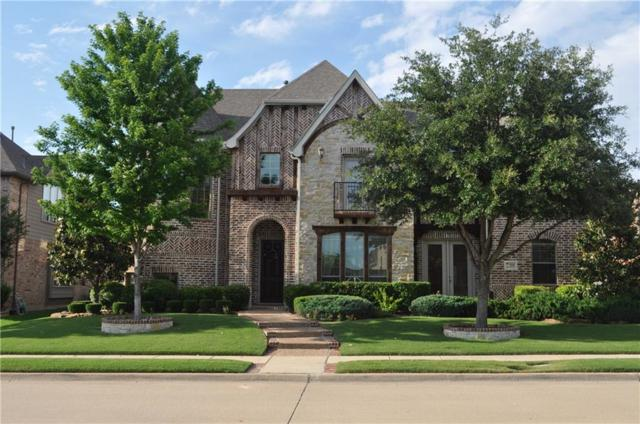 1046 Hot Springs Drive, Allen, TX 75013 (MLS #13851798) :: Coldwell Banker Residential Brokerage