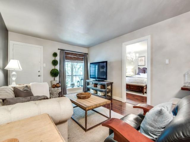 5055 Cedar Springs Road #242, Dallas, TX 75235 (MLS #13851875) :: Magnolia Realty