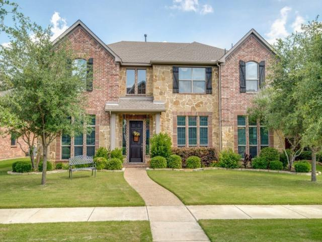 3232 Woodbine Trail, Frisco, TX 75034 (MLS #13851928) :: RE/MAX Town & Country