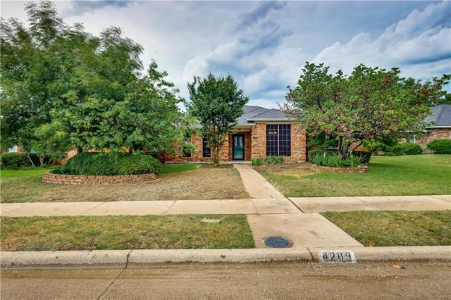 4209 Marshall Court, Plano, TX 75093 (MLS #13852074) :: Real Estate By Design