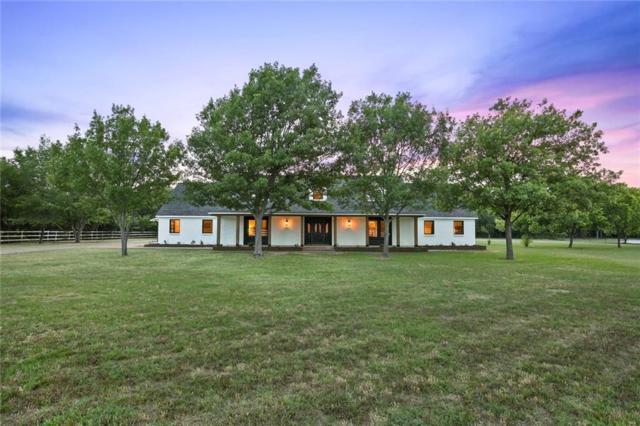 960 E Jeter Road, Bartonville, TX 76226 (MLS #13852086) :: Cassandra & Co.