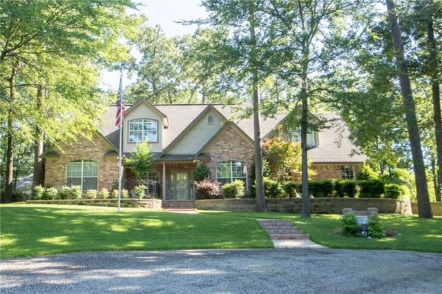 125 Lakewood Court, Holly Lake Ranch, TX 75765 (MLS #13852105) :: RE/MAX Pinnacle Group REALTORS