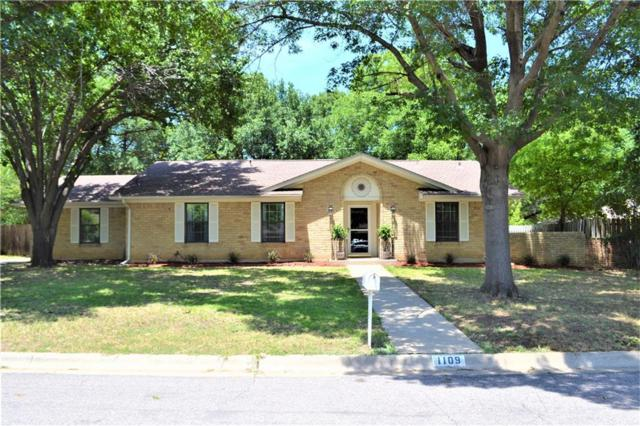 1109 Imperial Drive, Denton, TX 76209 (MLS #13852123) :: Real Estate By Design