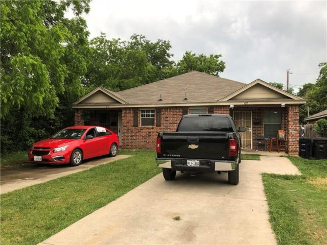 1613 E Powell Avenue, Fort Worth, TX 76104 (MLS #13852140) :: Real Estate By Design