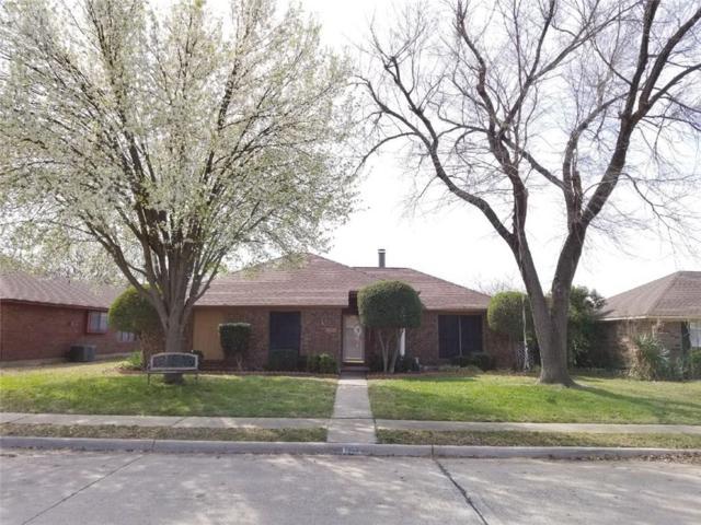 1402 Flameleaf Drive, Allen, TX 75002 (MLS #13852156) :: Robbins Real Estate Group