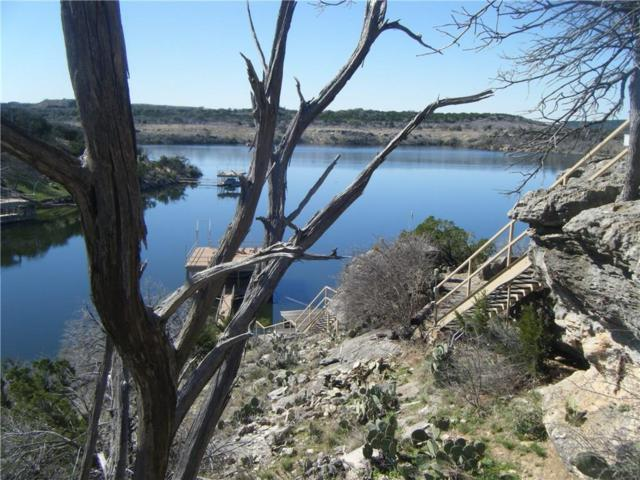 1013 Harbor View Drive, Possum Kingdom Lake, TX 76475 (MLS #13852180) :: Baldree Home Team