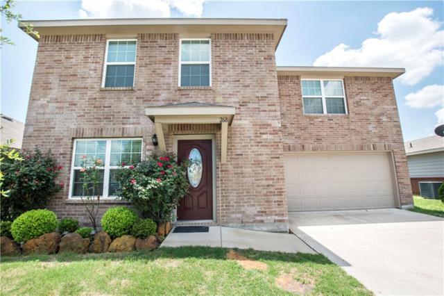 268 Billy Wickliffe Drive, Wilmer, TX 75172 (MLS #13852315) :: Team Hodnett