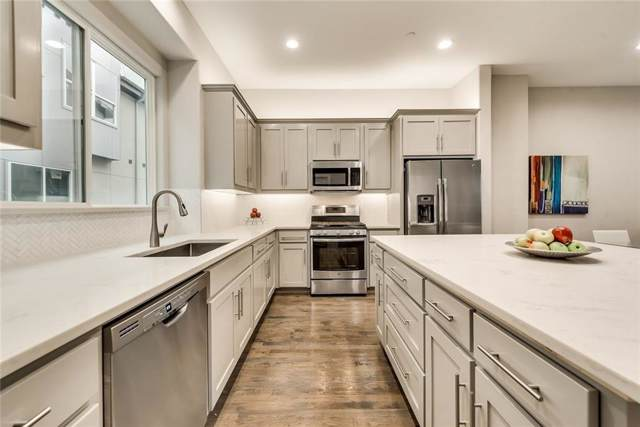 4914 Live Oak Street #4, Dallas, TX 75206 (MLS #13852494) :: Vibrant Real Estate