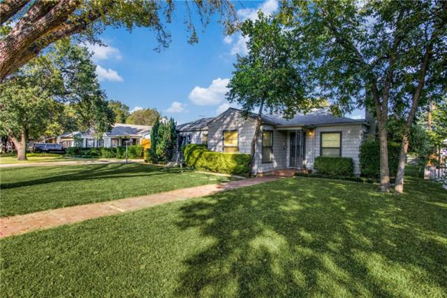 316 Eastwood Avenue, Fort Worth, TX 76107 (MLS #13852553) :: North Texas Team   RE/MAX Lifestyle Property