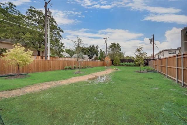 5065 Gaston Avenue #101, Dallas, TX 75214 (MLS #13852629) :: The Daniel Team