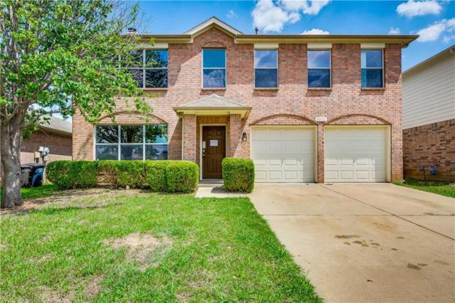8312 Horse Whisper Lane, Fort Worth, TX 76131 (MLS #13852725) :: Baldree Home Team