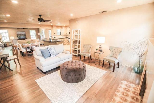 106 W Simmons Street, Weatherford, TX 76086 (MLS #13852829) :: Team Hodnett