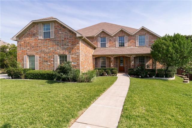 1302 Briar Ridge Drive, Keller, TX 76248 (MLS #13852941) :: Team Hodnett