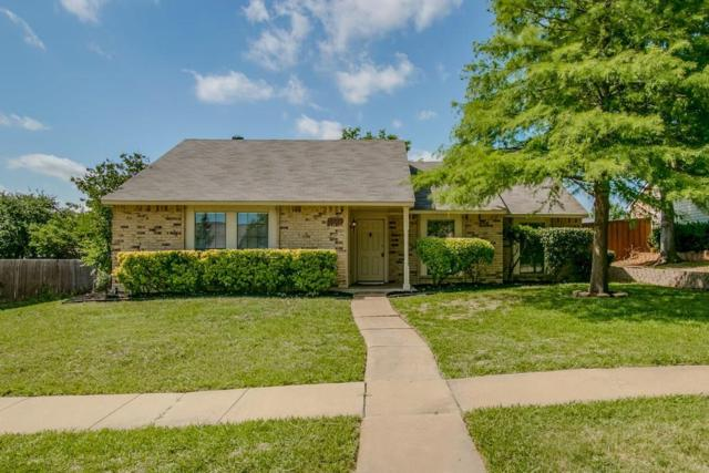 5825 Treese Circle, The Colony, TX 75056 (MLS #13853016) :: Baldree Home Team
