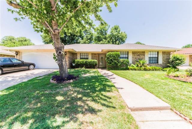1205 Clover Hill Road, Mansfield, TX 76063 (MLS #13853124) :: RE/MAX Landmark