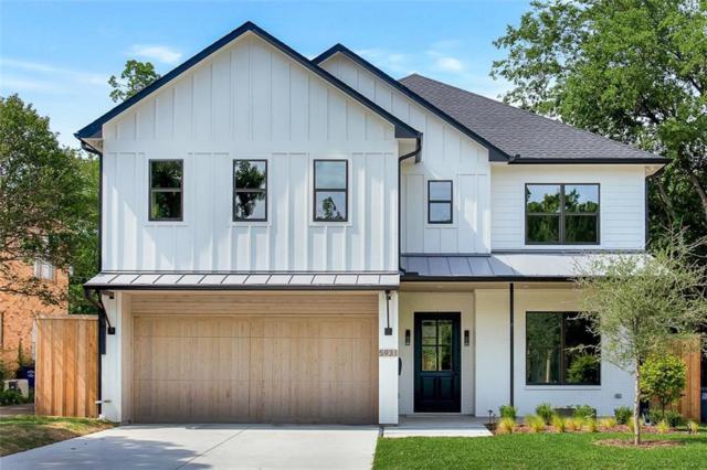 5931 Goodwin Avenue, Dallas, TX 75206 (MLS #13853148) :: RE/MAX Landmark