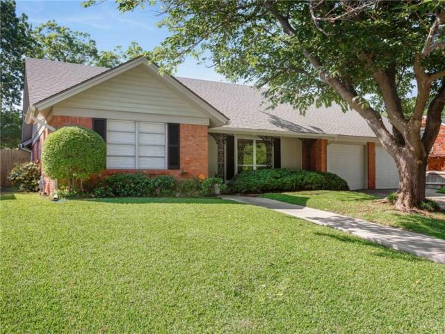 4813 Selkirk Drive, Fort Worth, TX 76109 (MLS #13853214) :: The Chad Smith Team