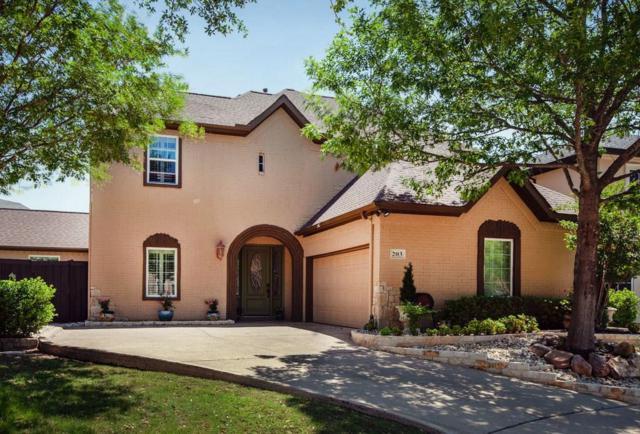 203 Florence Court, Allen, TX 75013 (MLS #13853372) :: Baldree Home Team