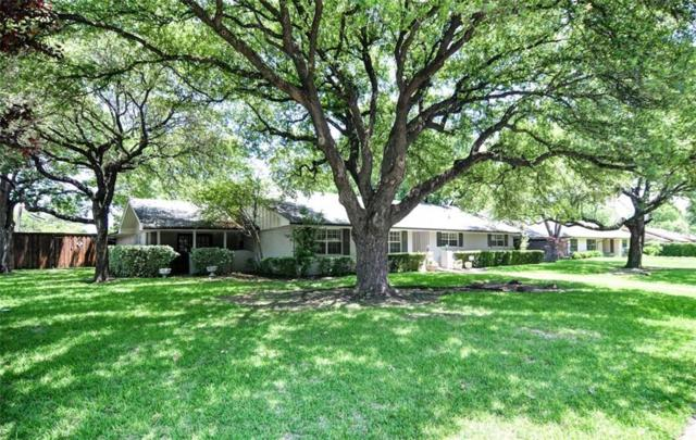 11832 Jamestown Road, Dallas, TX 75230 (MLS #13853563) :: Robbins Real Estate Group