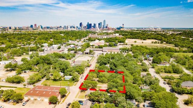 1838 Akron Street, Dallas, TX 75212 (MLS #13853618) :: Team Hodnett