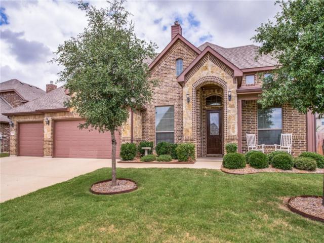1101 Masquerade Drive, Midlothian, TX 76065 (MLS #13853913) :: Pinnacle Realty Team