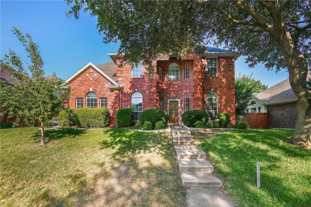 1114 Ashby Drive, Allen, TX 75002 (MLS #13853930) :: The Chad Smith Team