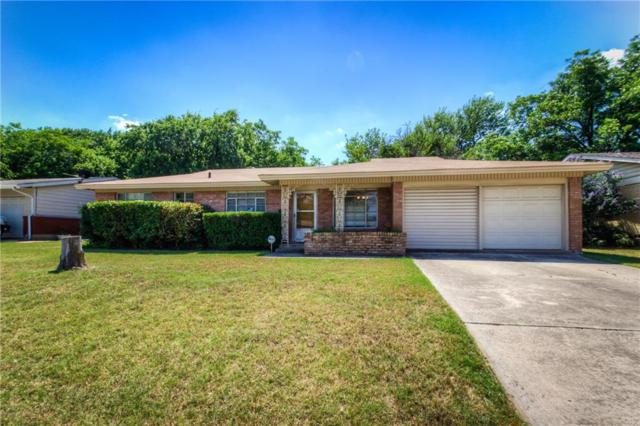 5100 Cockrell Avenue, Fort Worth, TX 76133 (MLS #13853987) :: The Chad Smith Team