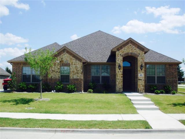 402 Hillstone Drive, Midlothian, TX 76065 (MLS #13853996) :: Team Hodnett