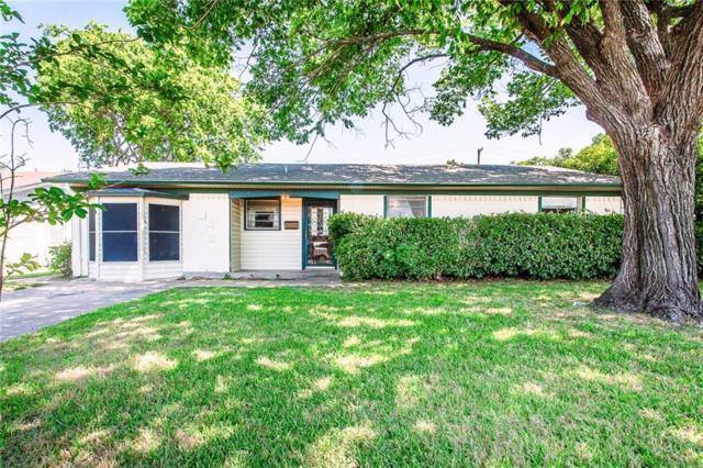 1137 Ashland Drive, Mesquite, TX 75149 (MLS #13854059) :: Team Tiller