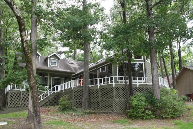 233 Trappers Trail, Mount Vernon, TX 75457 (MLS #13854149) :: Team Hodnett