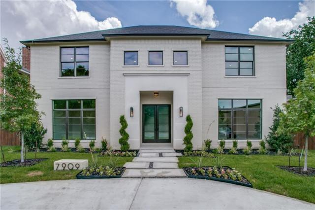 7909 Stanford Avenue, Dallas, TX 75225 (MLS #13854238) :: RE/MAX Landmark