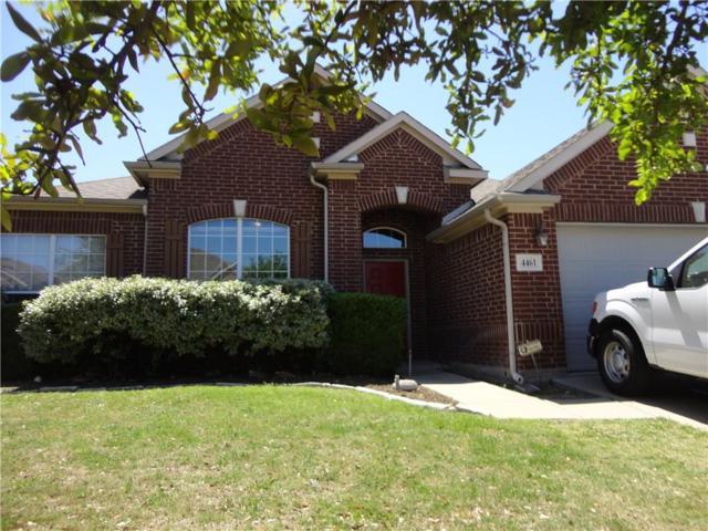 4461 Corner Brook Lane, Fort Worth, TX 76123 (MLS #13854247) :: The Chad Smith Team