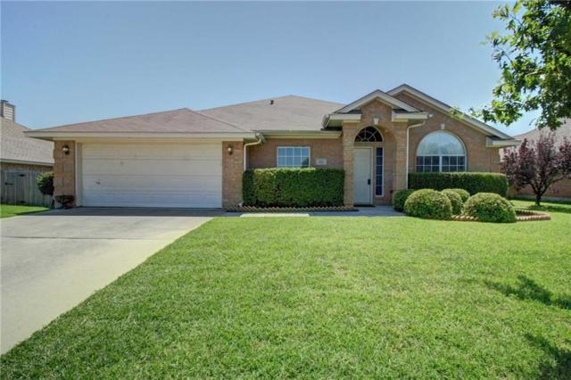 513 Jeffdale Drive, Burleson, TX 76028 (MLS #13854476) :: Team Hodnett