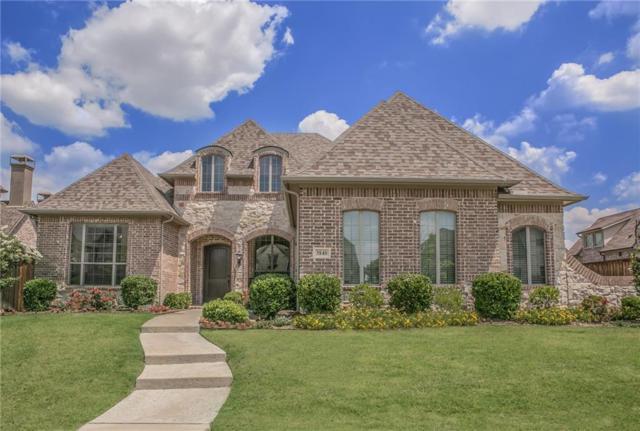 3840 Ferndale Lane, Frisco, TX 75034 (MLS #13854604) :: Magnolia Realty