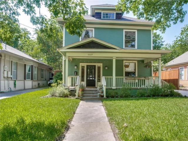 5527 Tremont Street, Dallas, TX 75214 (MLS #13854913) :: Magnolia Realty